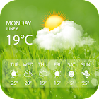 Weather - unlimited & realtime weather forecast icon