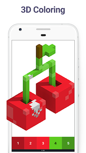 Pixel Art: Color by Number screenshots 3