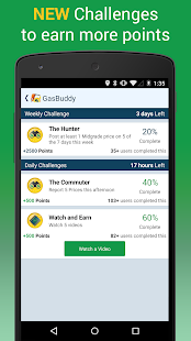 5 GasBuddy - Find Cheap Gas App screenshot