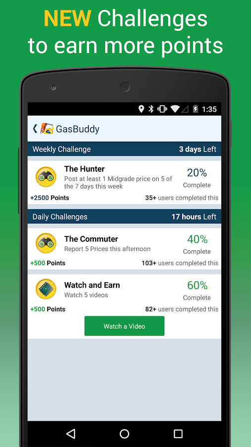 GasBuddy - Find Cheap Gas - screenshot