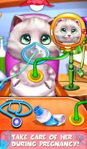 Kitty Take Care New Born Baby v1.0.4