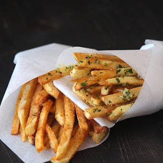 French Fries Two Ways