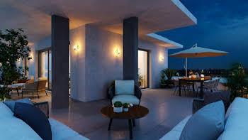 Appartement 4 pièces 107,48 m2
