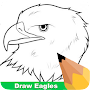 How To Draw Eagles APK icon