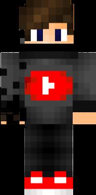 Youtuber Nova Skin - Skin de youtuber para minecraft
