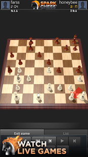 SparkChess Free - náhled