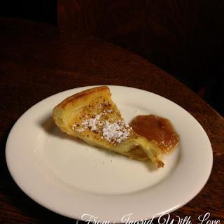 Dutch Pancakes (Pannekoeken)