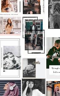 Mojito-Story Art Maker,Instagram story editor Screenshot