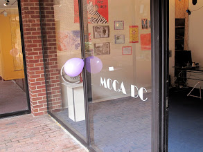 Photo: 3.18.12 art exhibit hosted by the Deaf Abused Women's Network at MOCA DC in Washington, DC, USA
