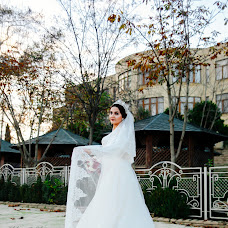 Wedding photographer Eldar Talibov (eldartalibov). Photo of 21.11.2017
