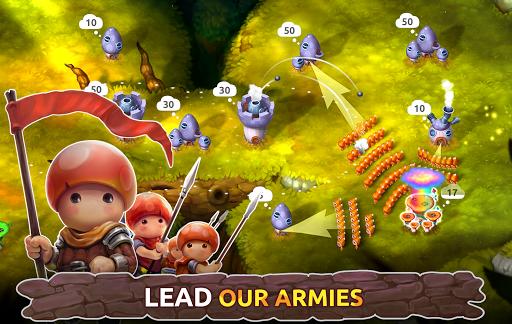 Mushroom Wars 2 - Epic Tower Defense RTS u0635u0648u0631 1