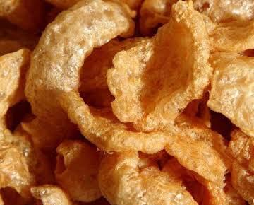 Fried Pork Skins aka Chicharron