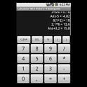 Calculator with History Tape icon