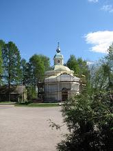 Photo: Бывшая Полковая церковь, воздвигнутая на месте первоначального явления Тихвинской иконы Божьей Матери.