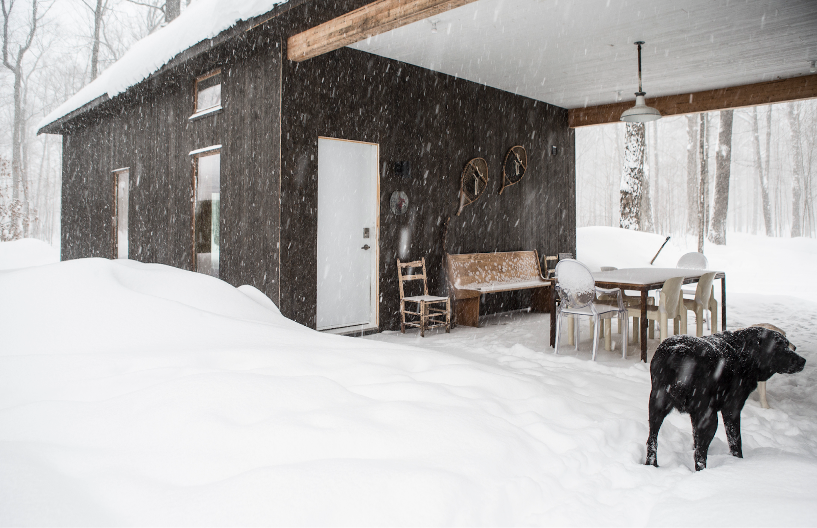 Cottages for rent near a ski mountain in Quebec City #5