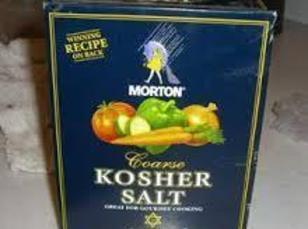 Finally, sprinkle each side with a bit of kosher salt and freshly cracked black...