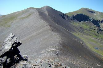 Photo: El Tucon Redono, 2702 m.