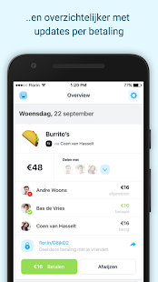 Florin – payments with friends- screenshot thumbnail