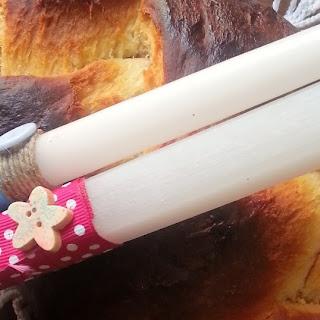 Greek Easter Bread a.k.a Tsourekia