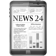 News 24 ★ widgets icon
