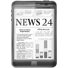 News 24  widgets icon