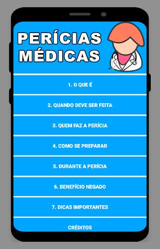 Perícias Médicas screenshot 1
