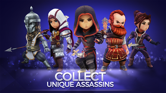 Assassin's Creed: Rebellion Screenshot