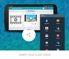 Screenshot of Slide Show Creator