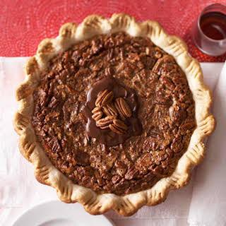 Chocolate Pecan Pie with Kahlua.