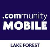 Lake Forest Bank Trust Tablet
