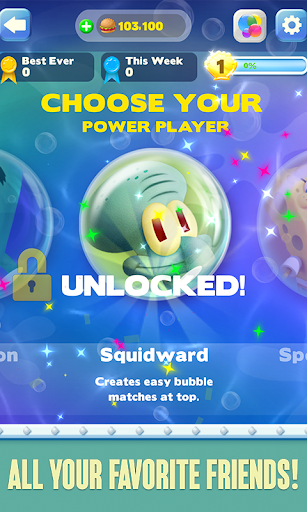 SpongeBob Bubble Party  Mod screenshots 3
