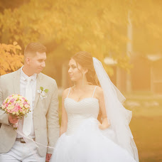 Wedding photographer Alisa Plaksina (aliso4ka15). Photo of 15.04.2018