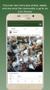 MarijWannaMeet - 420 Social Network - náhled