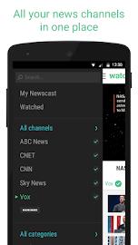 Watchup: Video News Daily Screenshot 2