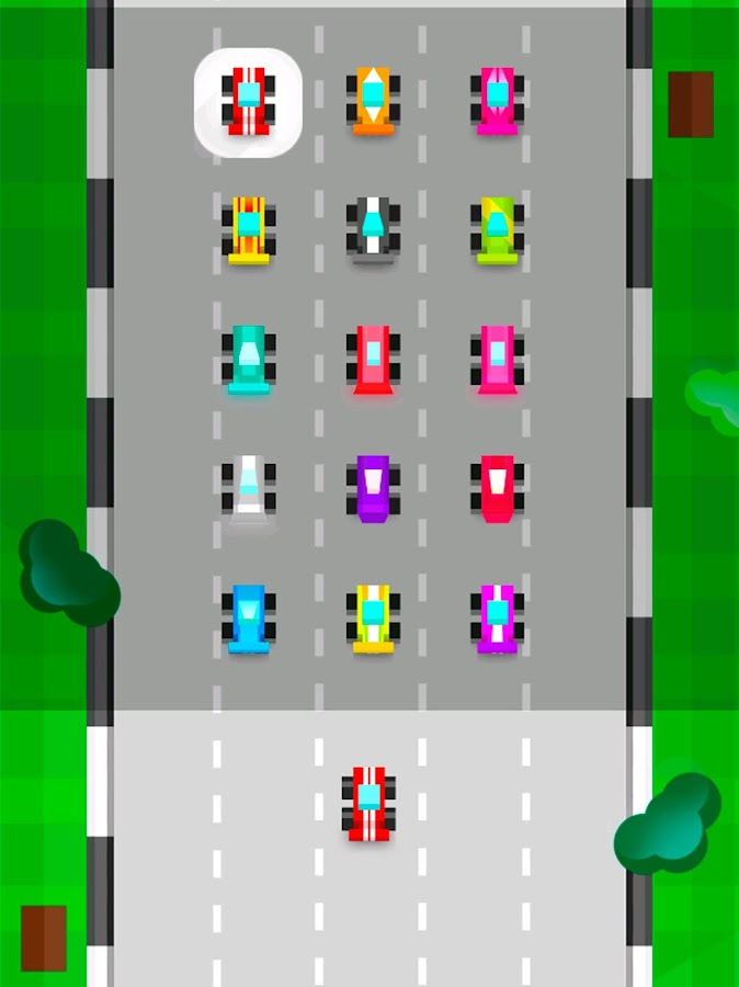 Retro Speed 2 - Hot Racing- screenshot