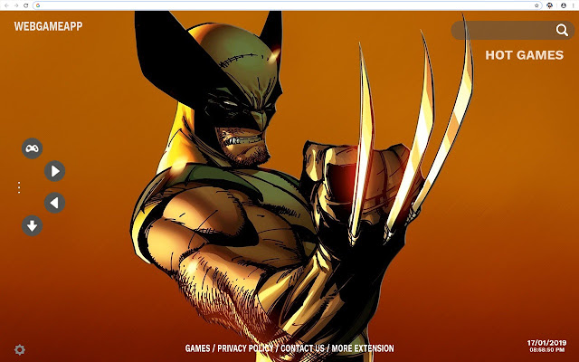 The Wolverine Hd Wallpapers New Tab