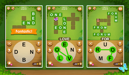 Word Farm Cross 1.0.5 screenshot 2093978
