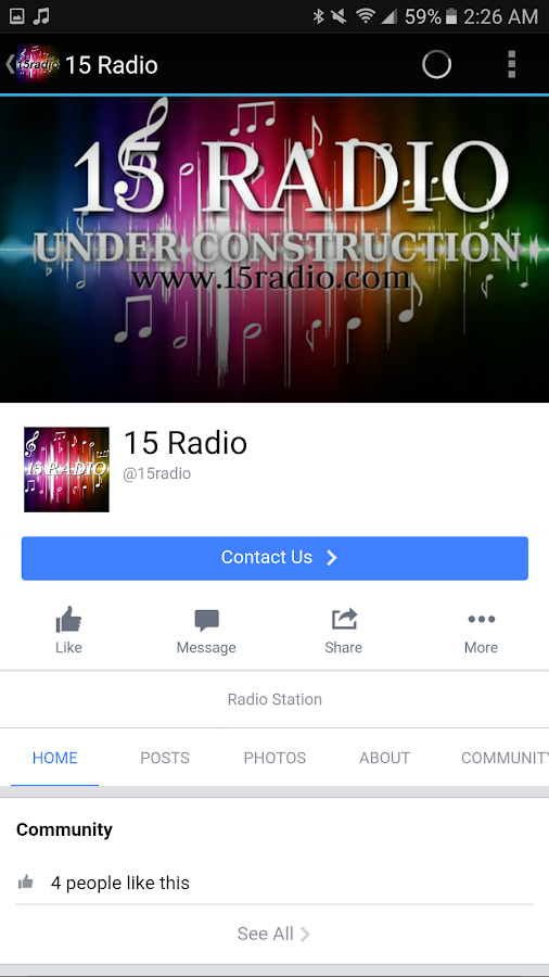 15 Radio- screenshot