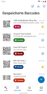 Codora - QR Code & Barcode Tools Screenshot