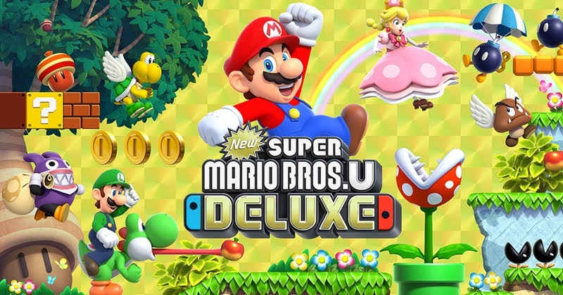 [Preview] New Super Mario Bros.U Deluxe