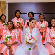 Wedding photographer Balogun Abiola (dohdohndawa). Photo of 31.10.2018