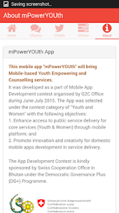 mPower Youth- screenshot thumbnail