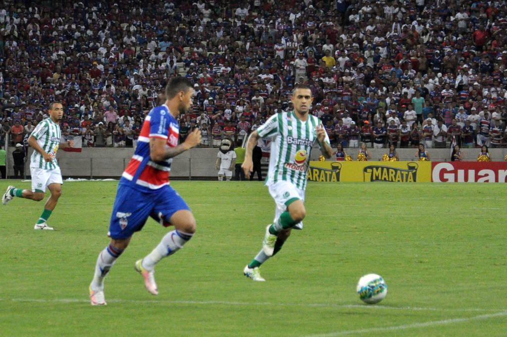 Juventude garantiu classificação diante de Castelão lotado por mais de 60 mil pessoas (Foto: Arthur Dallegrave/ E.C.Juventude)