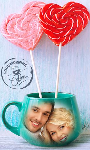 Coffee Mug Photo Frames 1.0.7 screenshots 5
