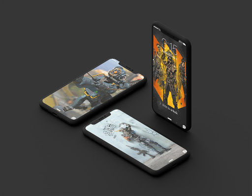 Battle Royale 3D Wallpapers - Full HD 2.0 screenshots 2
