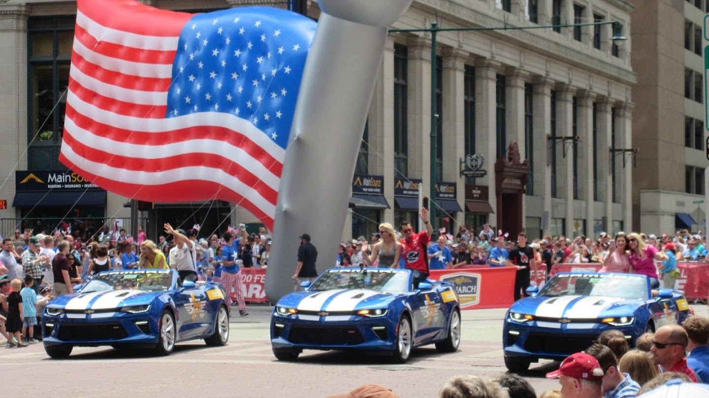 Watch Indy 500 Festival Parade live