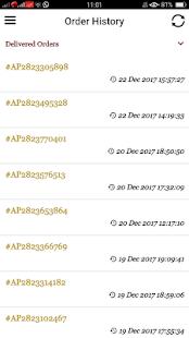 Lajawab Dish- Partner App - náhled