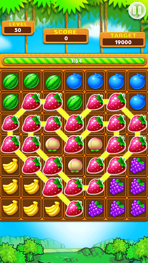 games fruit splash