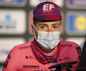 """Landgenoot zal zijn familie missen in de Giro, maar: """"Super blij om hier terug te zijn"""""""