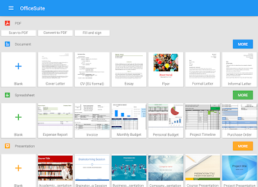 OfficeSuite + PDF Editor Screenshot 22